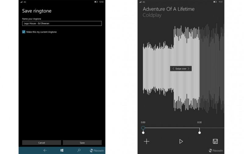 Ringtone Maker Dirilis, Setting Ringtone Windows 10 Mobile Lebih Mudah