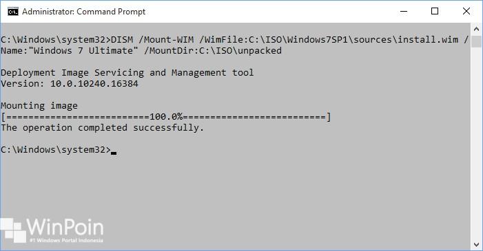 slipstream update ke master iso windows 7 sp1 (4)