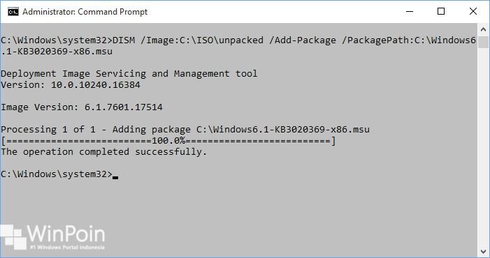 slipstream update ke master iso windows 7 sp1 (5)