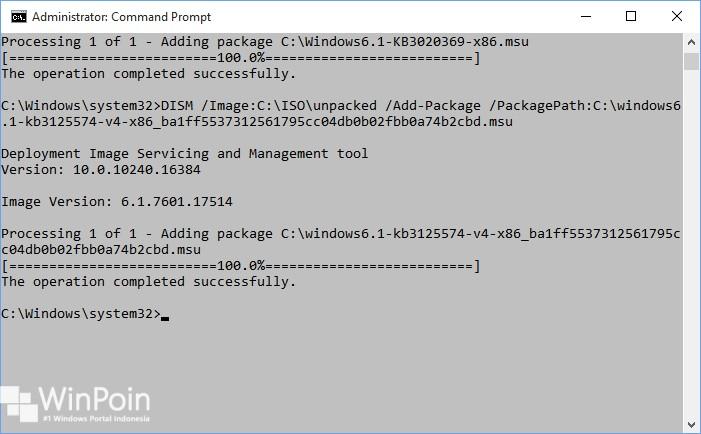 slipstream update ke master iso windows 7 sp1 (6)