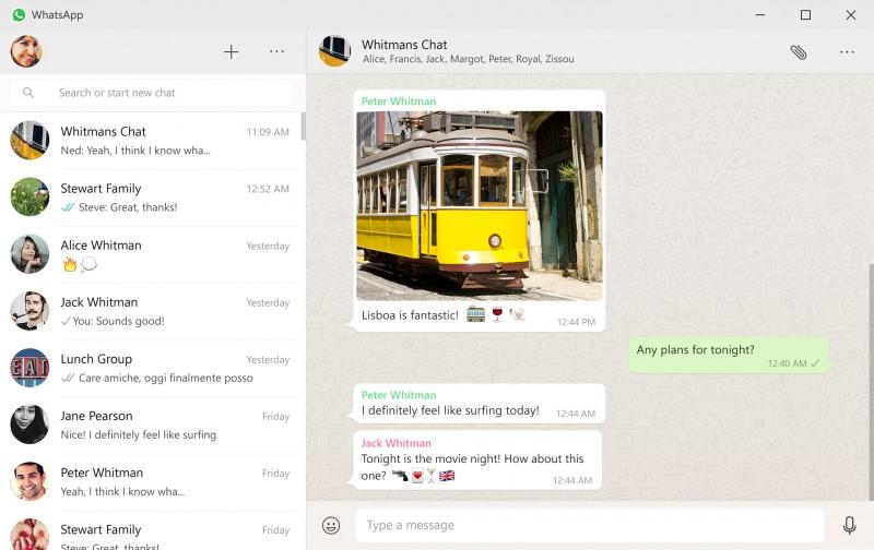 WhatsApp Resmi Merilis Aplikasi Untuk Windows 8 dan Windows 10