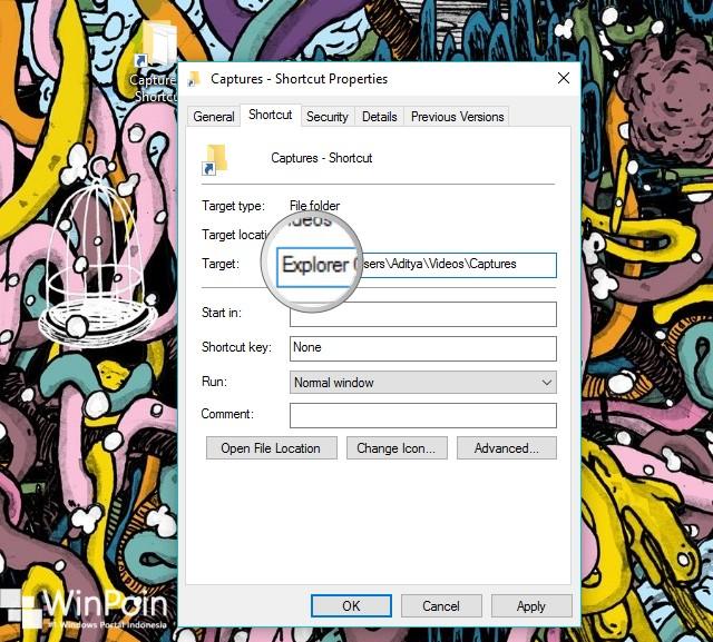 Cara Cepat Menyematkan Folder pada Taskbar di Windows 10 (5)