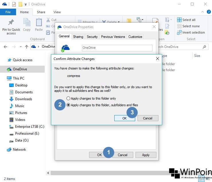 Cara Kompres Ukuran OneDrive di Windows 10 (4)