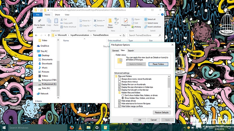 Cara Menampilkan Full Path pada Title Bar File Explorer di Windows 10 (1)