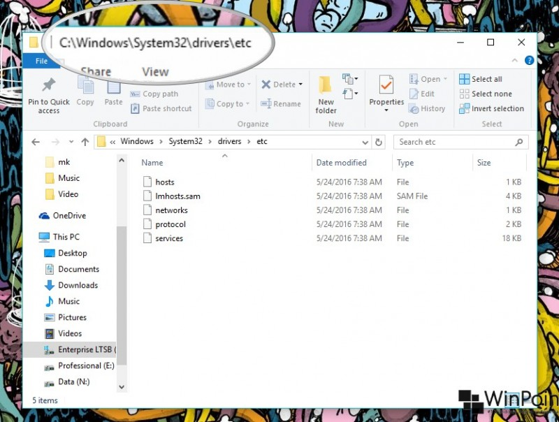 Cara Menampilkan Full Path pada Title Bar File Explorer di Windows 10 (4)