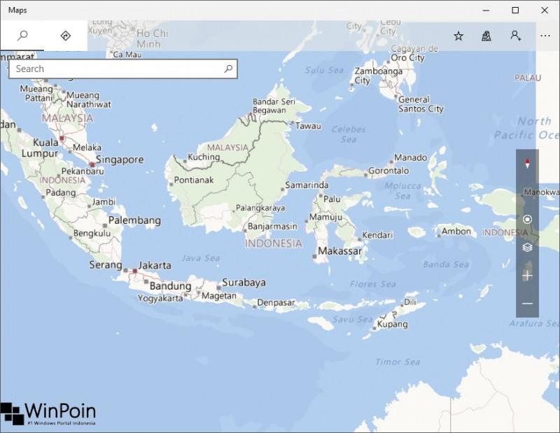 Cara Mengganti Lokasi Penyimpanan Offline Maps di Windows 10 (1)