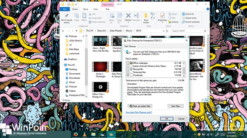 Cara Menghapus Thumbnail Cache di Windows 10 (1)