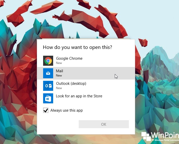 Cara Mengirim Email Melalui Sticky Notes di Windows 10 (4)