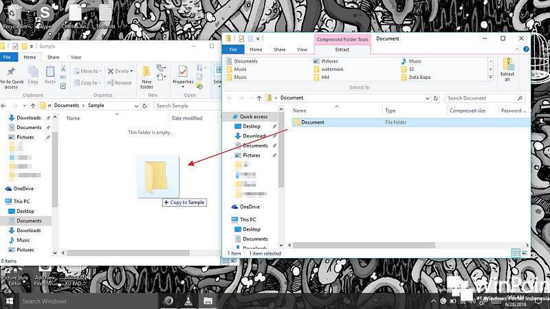 Cara Unzip File tanpa Aplikasi Ke-3 di Windows 10 (6)