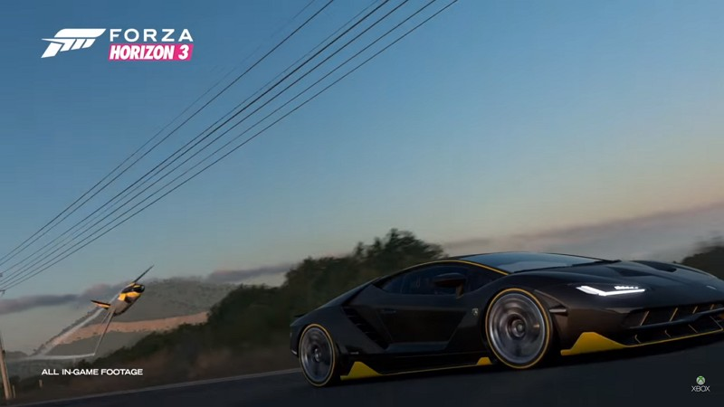 Forza Horizon 3 Akan Hadir di Xbox One dan Windows 10