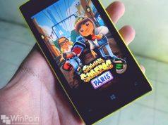 Game Subway Surfers Kini Hadir di Windows 10 Mobile (1)