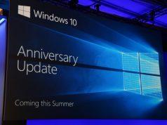 Anniversary Update Akan Tersedia untuk Windows 10 Mobile pada 9 Agustus.