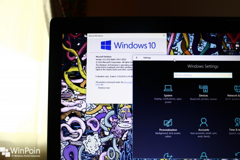 Microsoft Merilis Windows 10 Build 10586.456 ke Release Preview Mobile dan PC