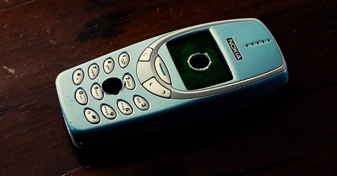 Nokia 3310 Disiksa