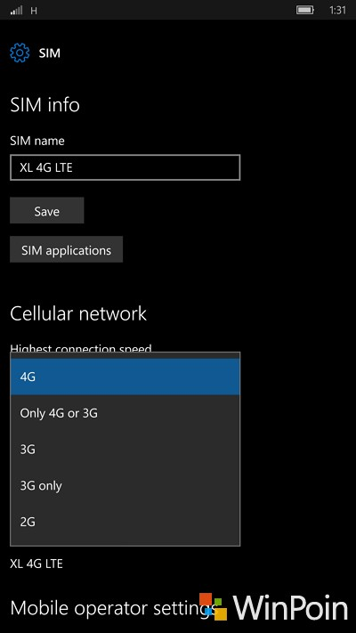 Review Xiaomi Mi4 LTE Windows 10 Mobile Part Terakhir
