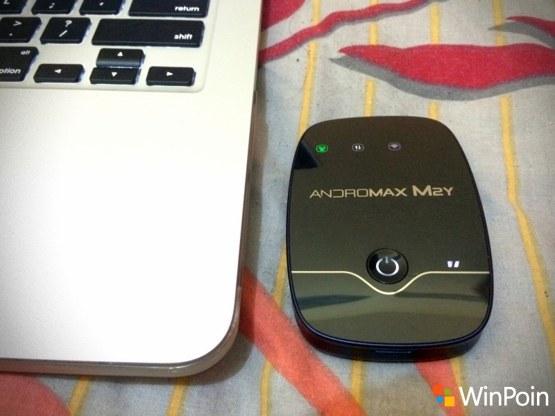 Review Internet: Smartfren Andromax 4G LTE (M2Y) - Harga, Kecepatan, Stabilitas, dsb