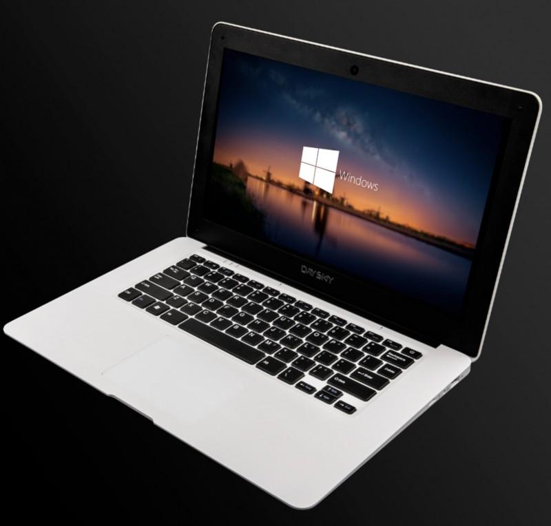 DAYSKY Cloudbook: Laptop Windows 10 dengan Desain ala MacBook Air