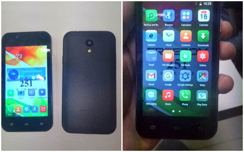 Smartphone Termurah Seharga 48 Ribuan Mulai Dijual, Ini Spesifikasinya
