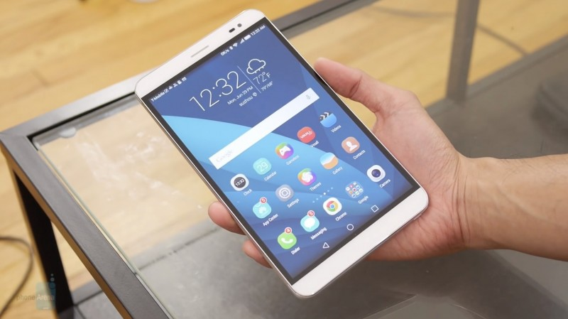 Perang Phablet Octa-Core: Funker W6.0 Pro 2 (W10M) vs Huawei Honor X2 (Android)