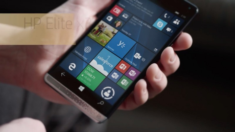 "Seperti Inilah Windows 10 Mobile HP Elite X3 ""Superphone"" (Video + Spesifikasi)"