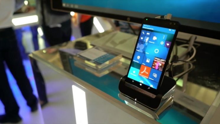 Hands-on Windows 10 Mobile Terbaru HP Elite X3 (Video)
