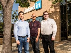 Microsoft Membeli LinkedIn Seharga 349 Triliun Rupiah, Tunai!
