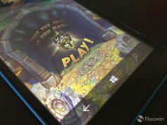 Akhirnya Masalah Scaling Game di Lumia 535 Terselesaikan di Build Terbaru