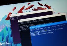 menjalankan bash ubuntu langsung dari Command Prompt atau powershell (1)