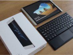 Onda V919 Air Dual OS Windows 10 + Android: Tablet Murah Berdesain Mewah