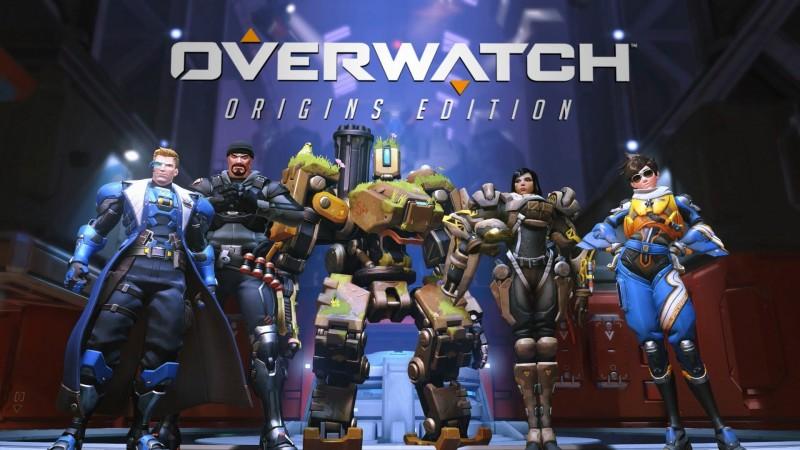 Belum Sebulan Dirilis, Game Overwatch Sudah Dimainkan 10 Juta Gamer