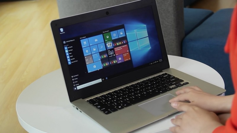 PiPO Work-W9S: Laptop Windows 10 Berdesain MacBook Air