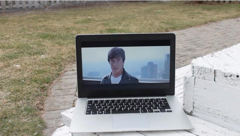 PiPO Work-W9S: Laptop Windows 10 Berdesain MacBook Air