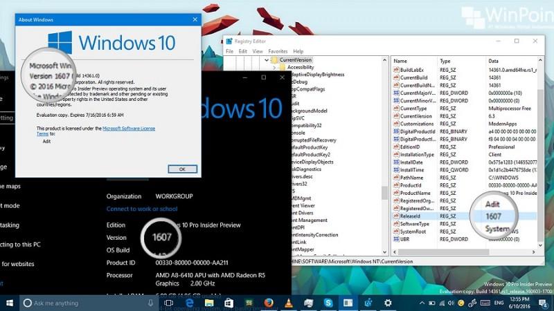 review windows 10 build 14361 (1)