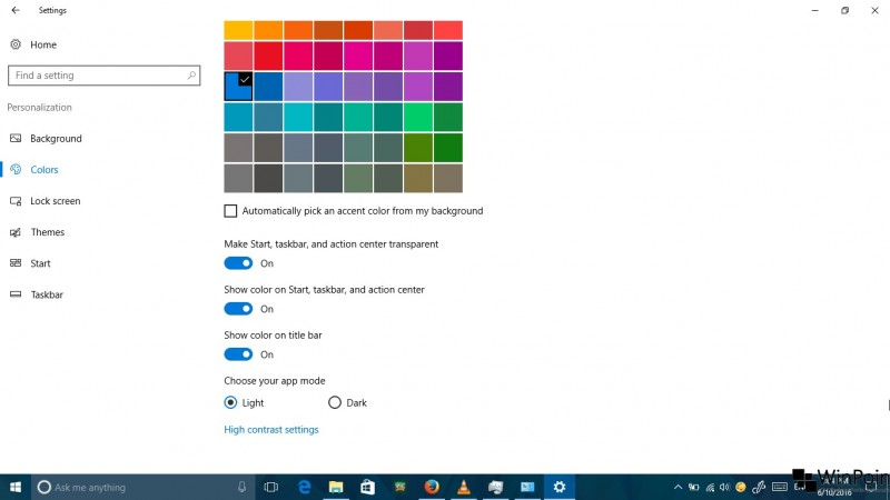 review windows 10 build 14361 (14)