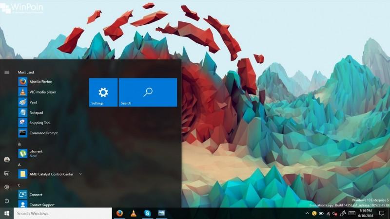 review windows 10 build 14361 (3)