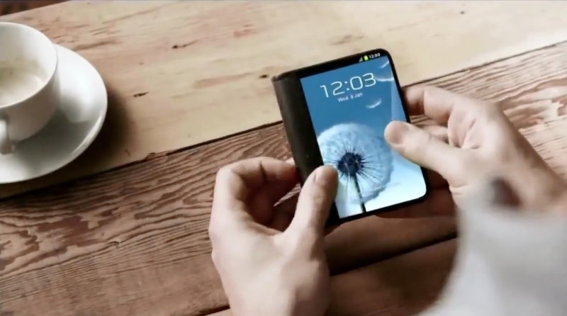 Samsung Akan Merilis Tablet yang Bisa Ditekuk jadi Smartphone 2017 Nanti