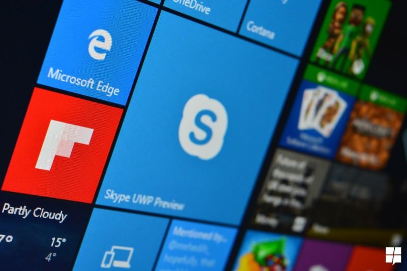 Cara Install Skype UWP (Preview) di Windows 10 Mobile