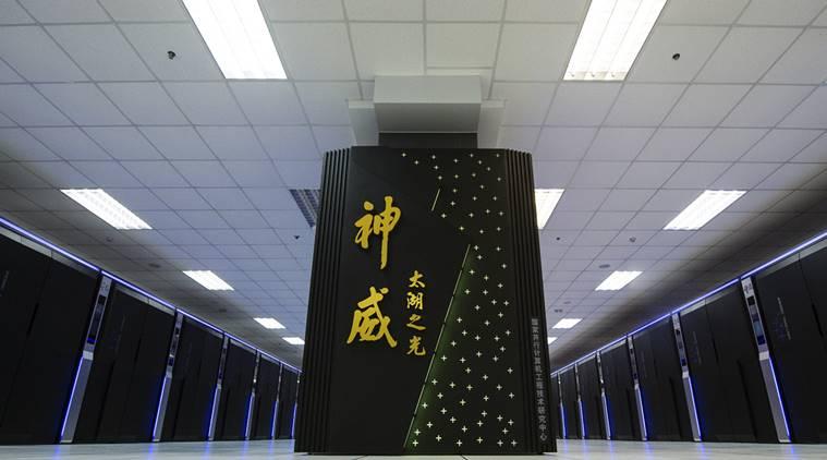 Sunway TaihuLight Buatan China Kini Menjadi Super Komputer Tercepat di Dunia