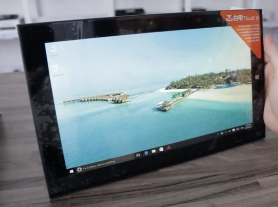 Mengintip Teclast Tbook 16: Hybrid Dual OS Seharga 3 Jutaan