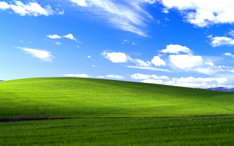 "20 Tahun Wallpaper Windows XP Legendaris ""Bliss"": Ini Kisah & Fotonya Sekarang"