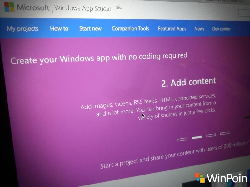 Windows App Studio Support REST API, Bikin Apps Kini Jadi Lebih Mudah
