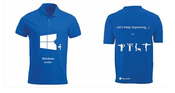 Ikuti Vote untuk Menentukan Kaos Windows Insider Selanjutnya