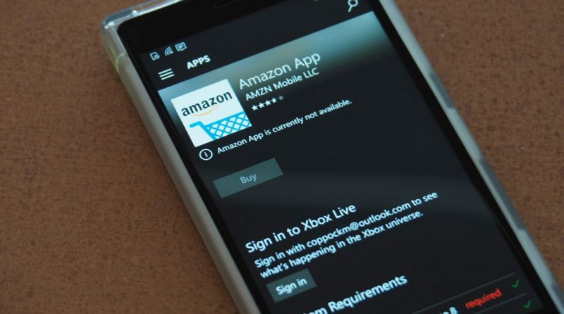 Amazon-App-Windows-Phone