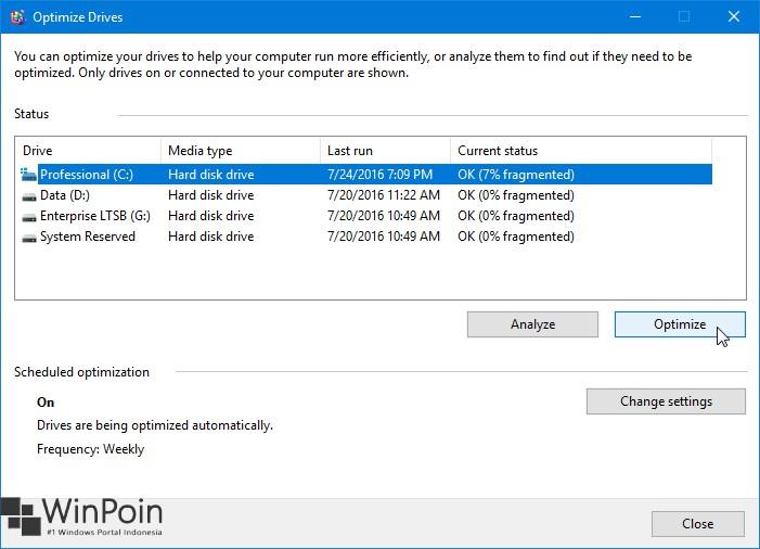 Cara Defrag di Windows 10 (5)