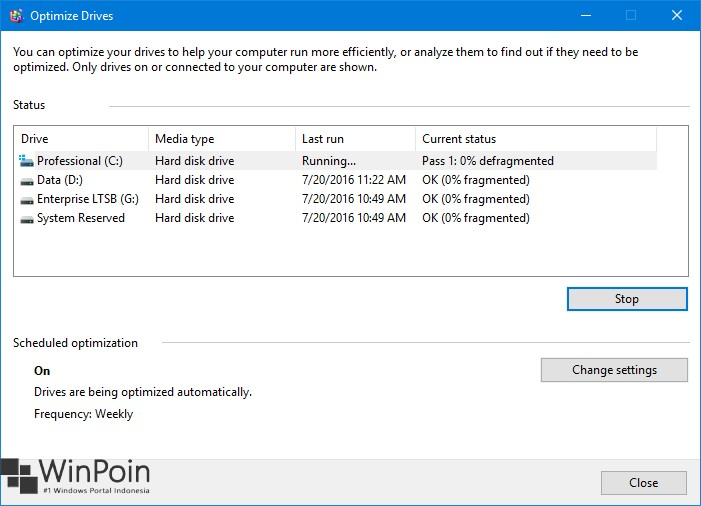 Cara Defrag di Windows 10 (6)