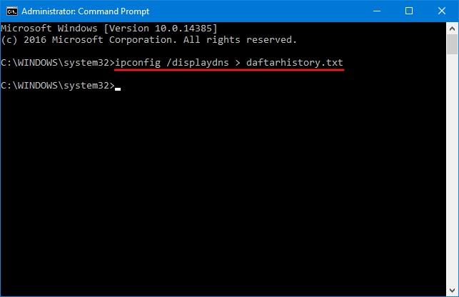 Cara Melihat History Browser Meskipun Telah Terhapus Sebelumnya (6)