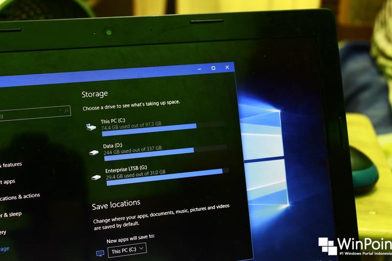 Cara Memasang Kuota pada Partisi di Windows 10 (1)