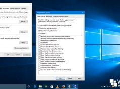 Cara Mematikan Visual Efek di Windows 10 (1)