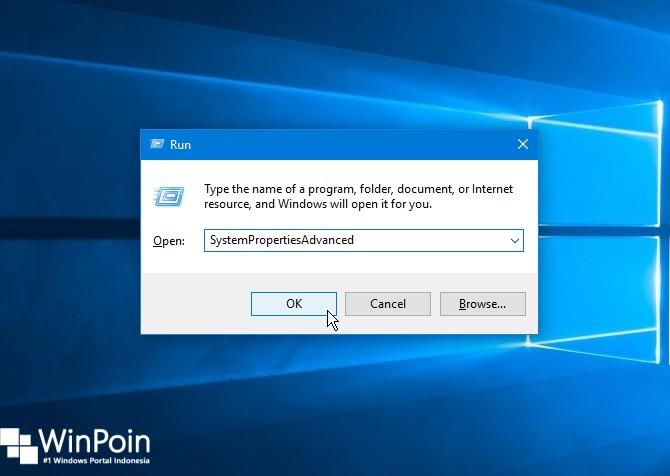 Cara Mematikan Visual Efek di Windows 10 (2)