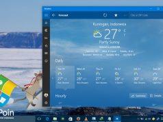 Cara Menambah Lokasi pada App Weather di Windows 10 (1)